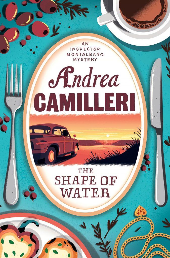 Inspector Montalbano cozy mystery Series - Andrea Camilleri