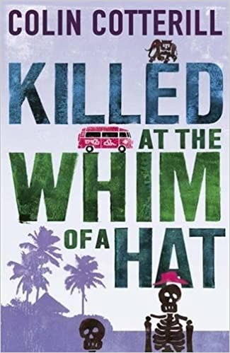 THAILAND: Jimm Juree cozy mystery Series - Colin Cotterill