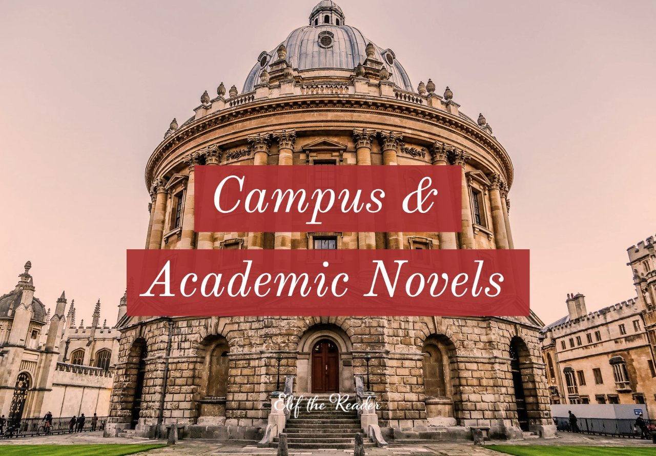 20 Best Campus & Academic Novels