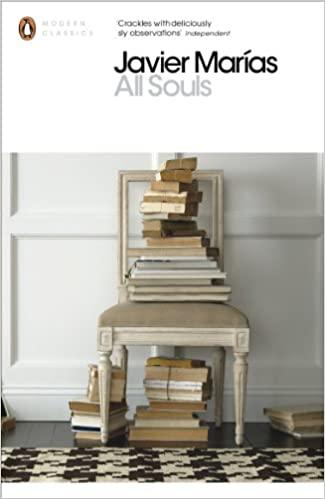 All Souls - Javier Marías