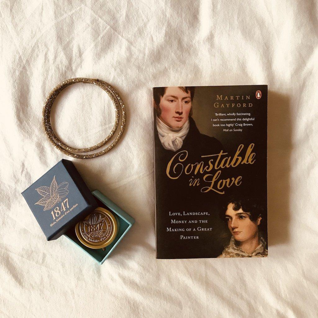 Constable In Love - Martin Gayford
