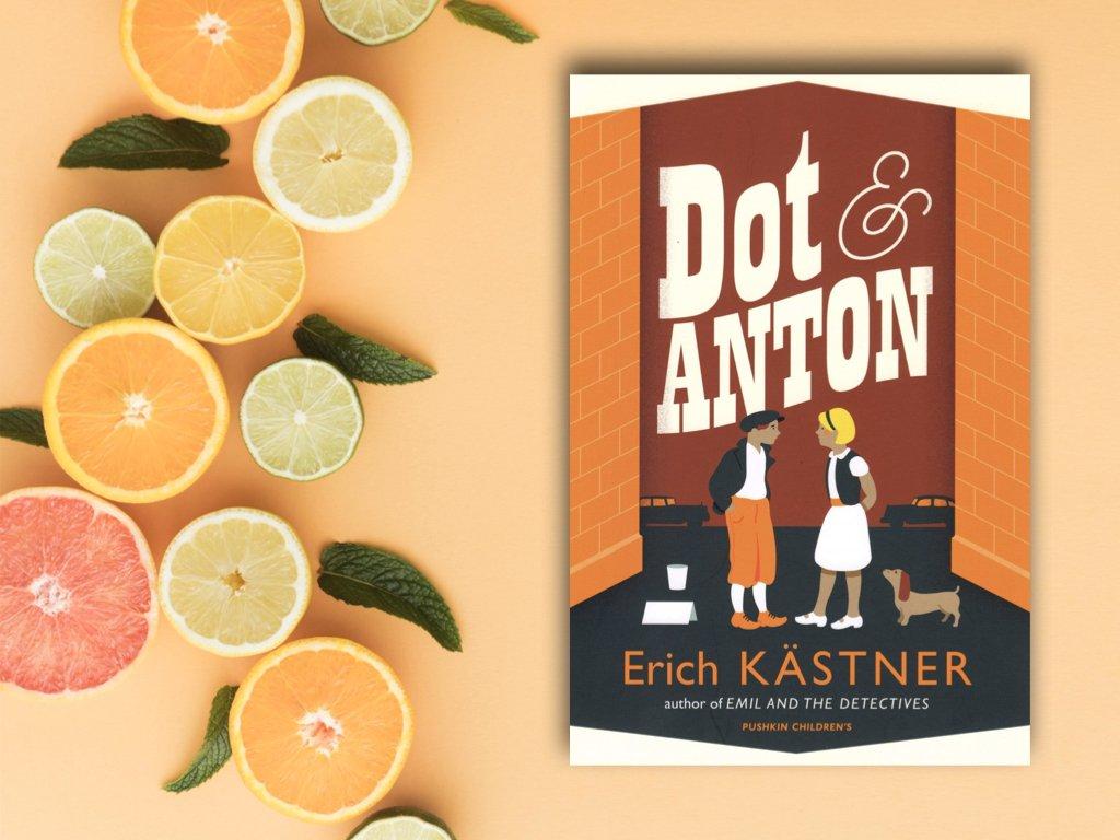 Dot and Anton - Erich Kästner