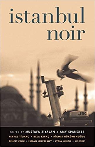 Istanbul Noir - Mustafa Ziyalan