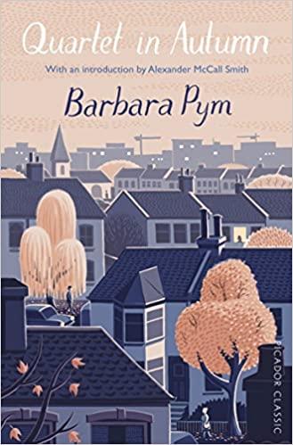 autumn books Quartet in Autumn - Barbara Pym