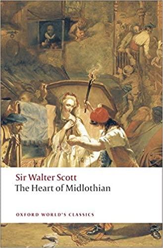 The Heart of Midlothian - Walter Scott