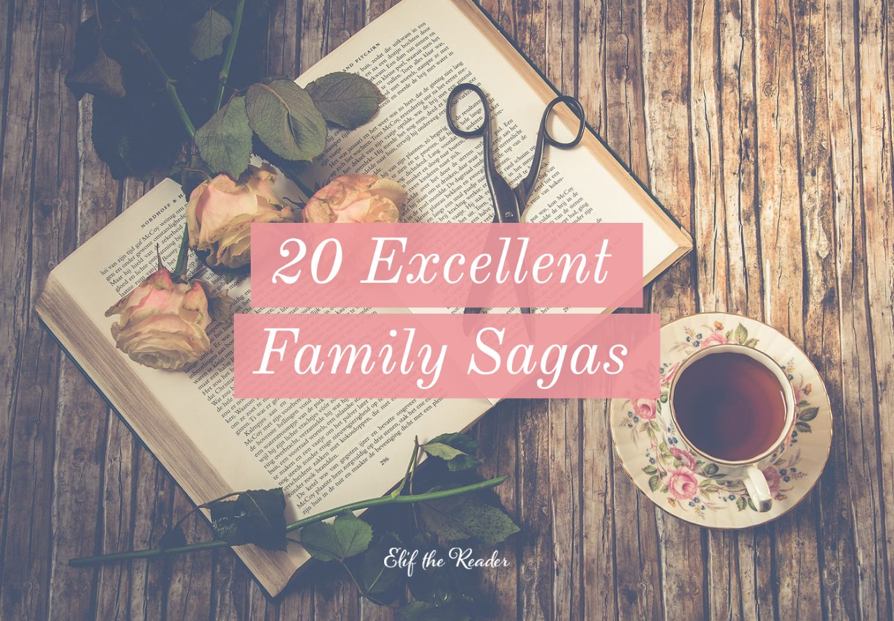 20 Excellent Family Sagas, All About the Family
