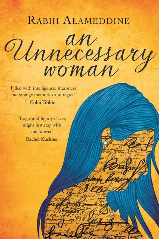 An Unnecessary Woman - Rabih Alameddine 1