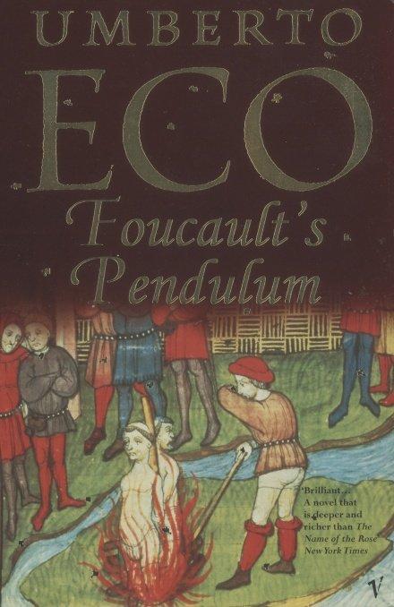 Foucault's Pendulum - Umberto Eco