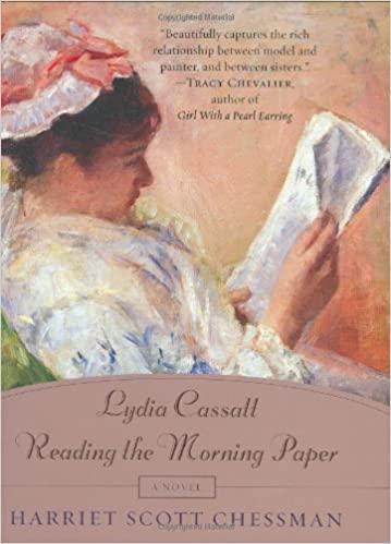 Lydia Cassatt Reading the Morning Paper - Harriet S. Chessman