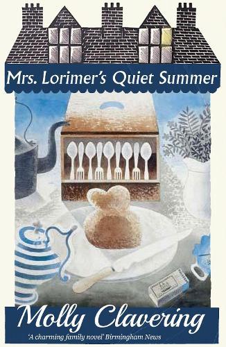 Mrs. Lorimer's Quiet Summer - Molly Clavering