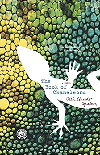 The Book of Chameleons - José Eduardo Agualusa