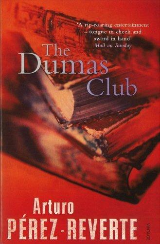 The Club Dumas - Arturo Pérez-Reverte