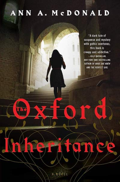 The Oxford Inheritance - Ann A. McDonald