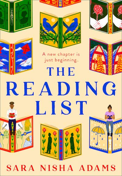 The Reading List - Sara Nisha Adams